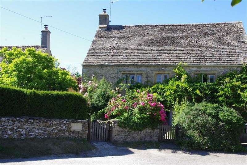 2 Bedrooms Cottage House for sale in Lechlade Road, Southrop