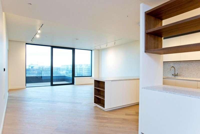 3 Bedrooms Flat for sale in Wood Lane, London W12