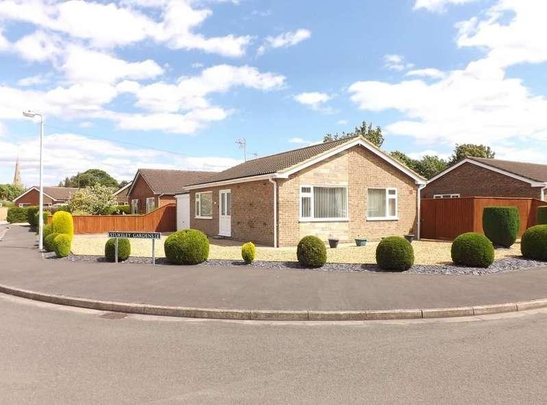 2 Bedrooms Detached Bungalow for sale in Stukeley Gardens