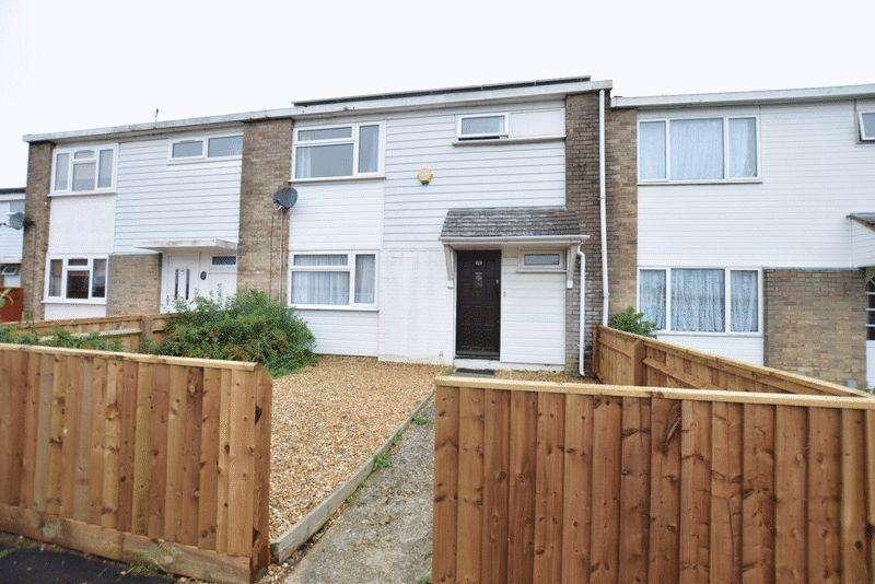 3 Bedrooms Terraced House for sale in Barnard Crescent, Aylesbury