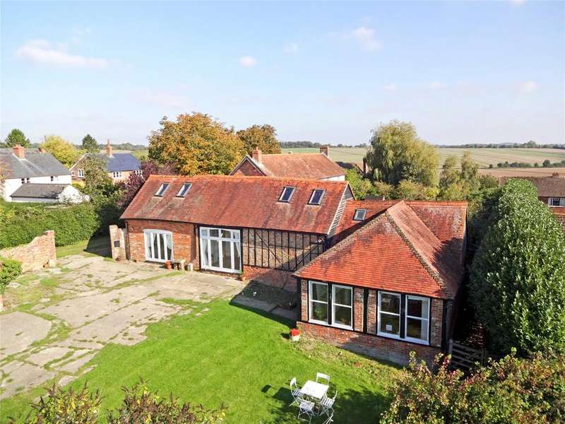2 Bedrooms Detached House for sale in Shop Lane, Leckhampstead, Newbury, RG20