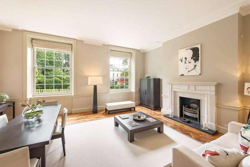 2 Bedrooms Flat for sale in Academy Gardens, Duchess of Bedfords Walk, Kensington, London