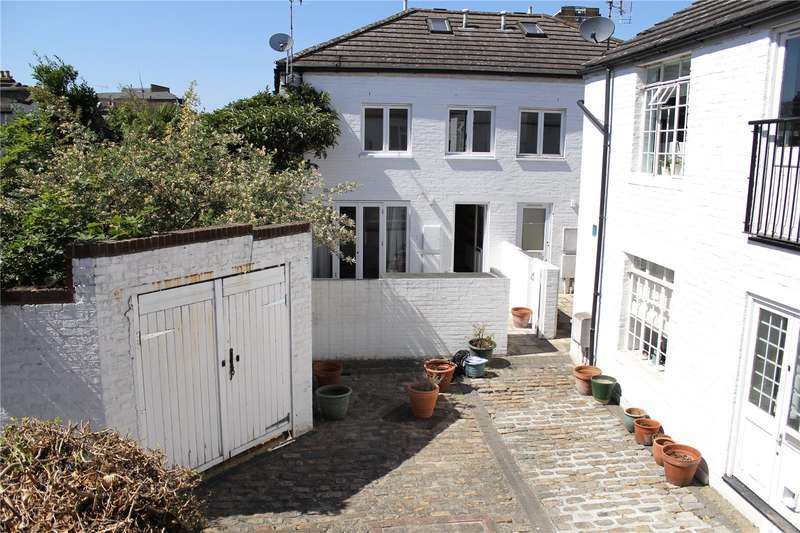 2 Bedrooms House for sale in Medway Mews, Bow, London, E3