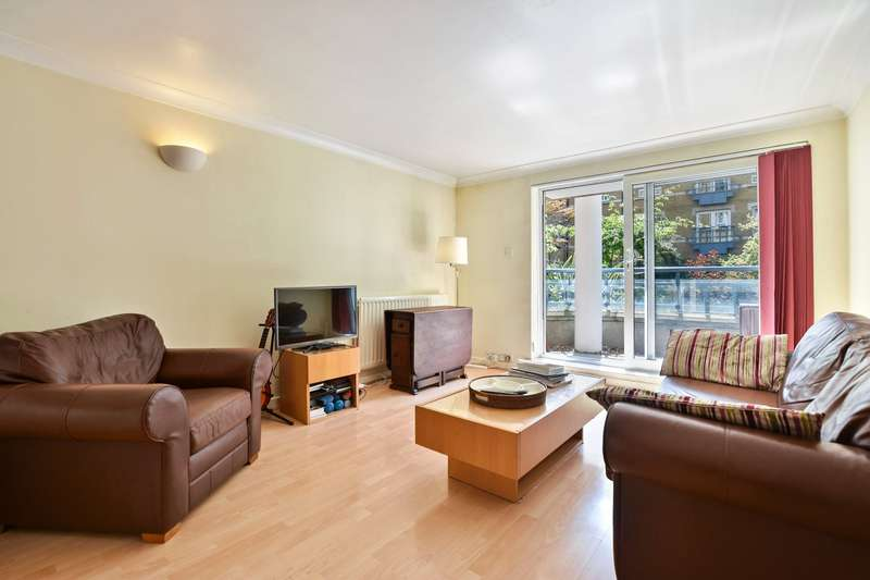 1 Bedroom Flat for sale in Harvey Lodge, Admiral Walk, London, W9