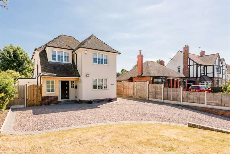 3 Bedrooms Detached House for sale in Stream Road, Kingswinford, DY6 9NT