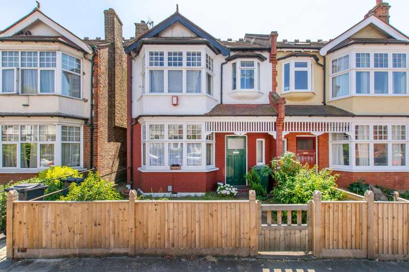 4 Bedrooms House for sale in Heathdene Road, Streatham, SW16