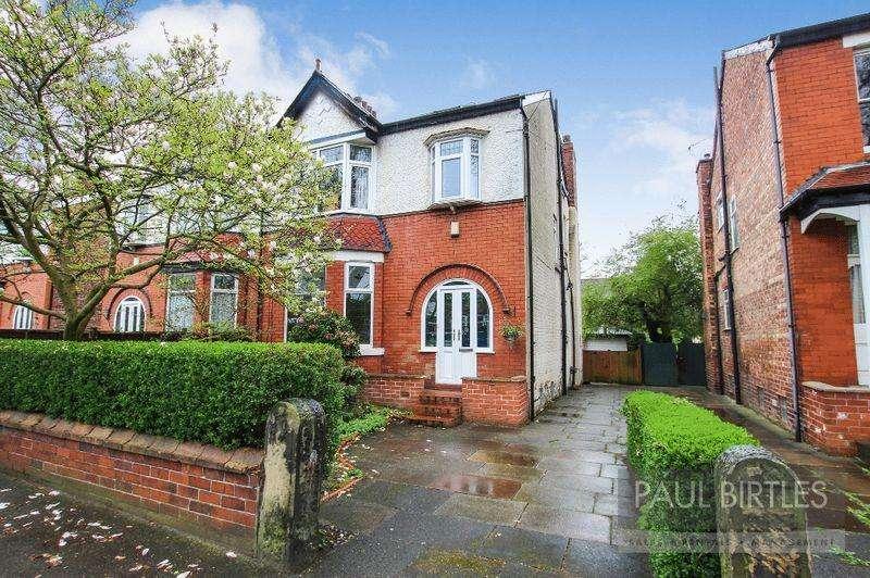 5 Bedrooms Semi Detached House for sale in Sandy Lane, Stretford
