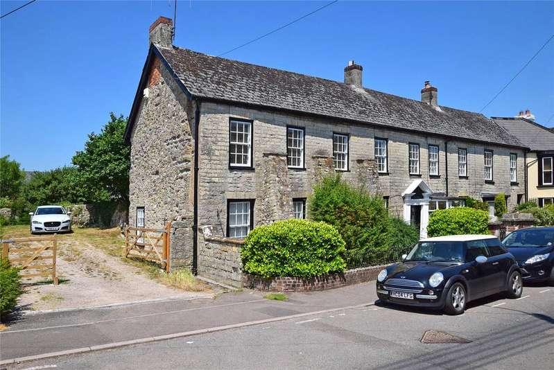 3 Bedrooms End Of Terrace House for sale in Purzebrook House, Musbury Road, Axminster, Devon