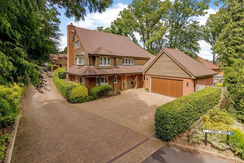 4 Bedrooms Detached House for sale in Laurel Bank, Burghclere, Newbury, RG20