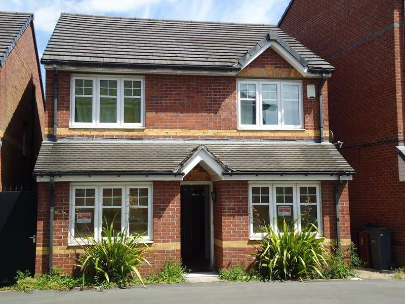 4 Bedrooms Detached House for sale in Elizabeth Street, Cheetham Hill