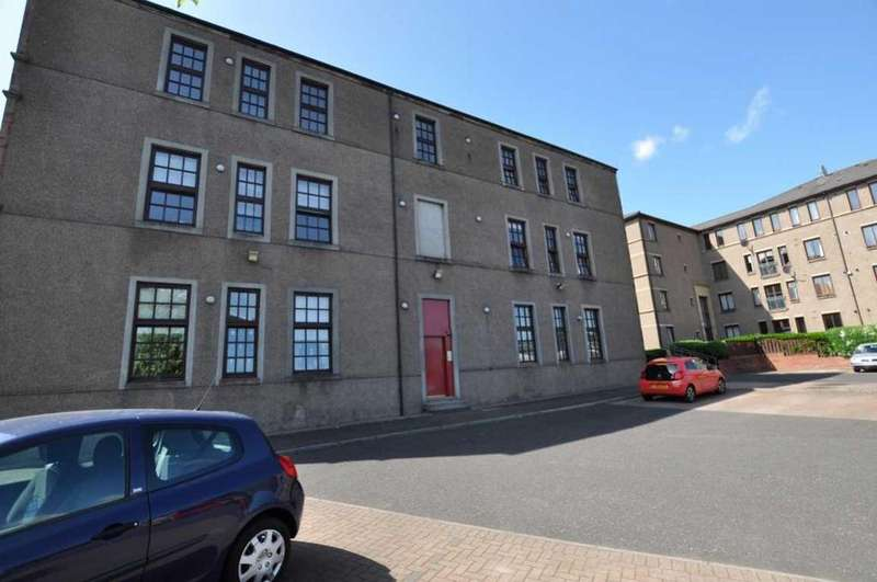 1 Bedroom Flat for sale in 52 Weavers Way, Tillicoultry, Clackmannanshire FK13 6BD