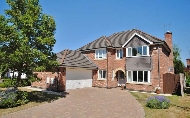5 Bedrooms Detached House for sale in Henley Close, Tytherington