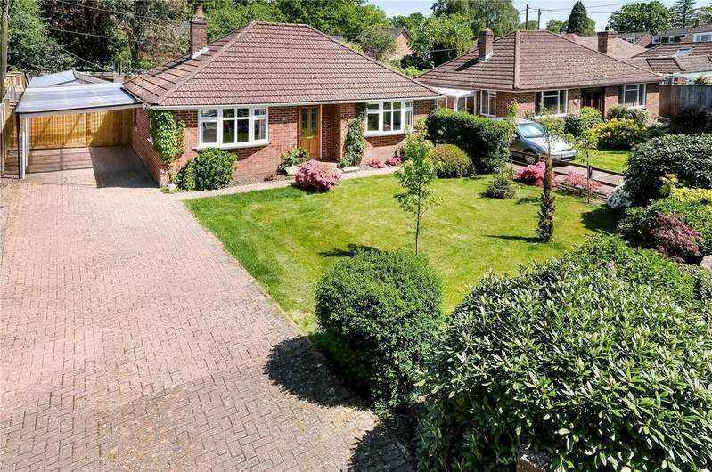 2 Bedrooms Detached Bungalow for sale in West Lane, North Baddesley, Southampton, Hampshire, SO52