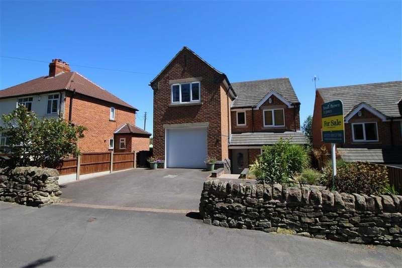 4 Bedrooms Detached House for sale in Crich Lane, Belper, Derbyshire
