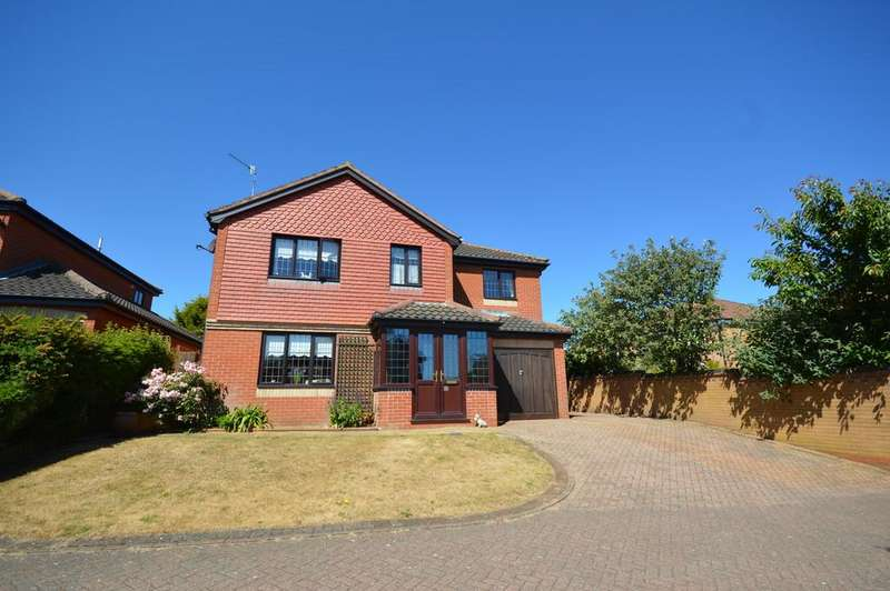 4 Bedrooms Detached House for sale in Cowslip Lane, Sheringham, Norfolk