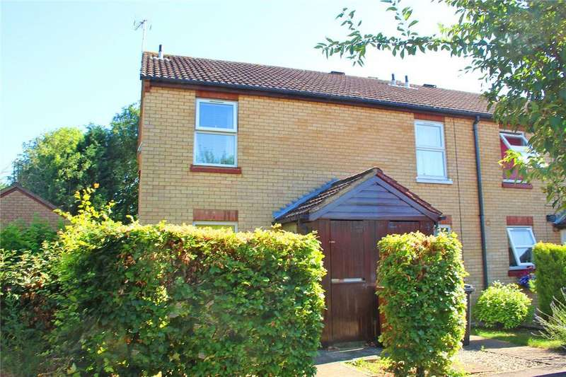 2 Bedrooms End Of Terrace House for sale in Ethelred Close, Welwyn Garden City, Hertfordshire