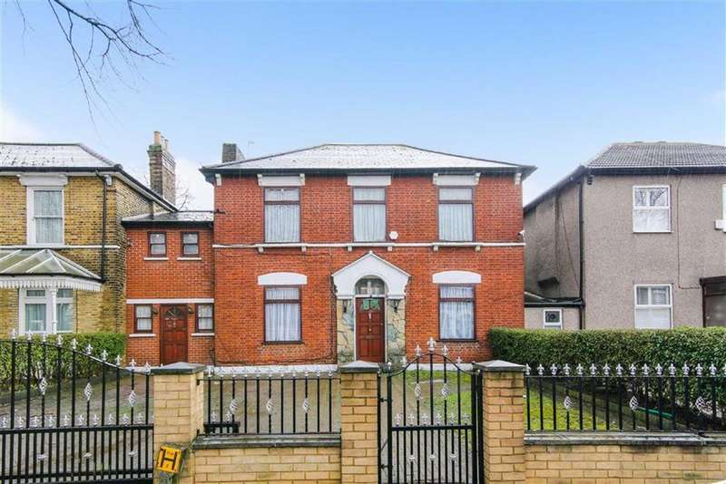 6 Bedrooms Detached House for sale in Claremont Road, Forest Gate, London