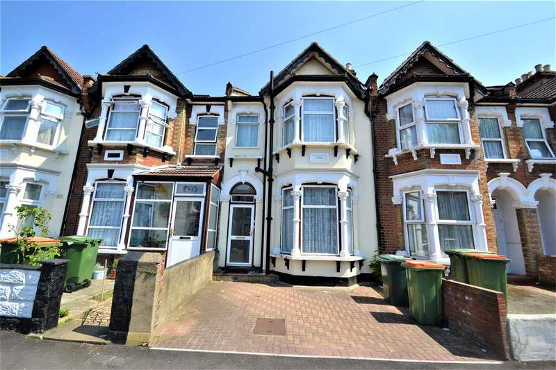 5 Bedrooms Terraced House for sale in First Avenue, Manor Park, London