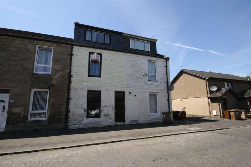 2 Bedrooms Maisonette Flat for sale in Paris Street, Grangemouth