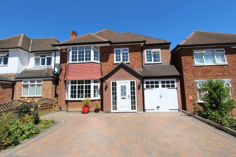5 Bedrooms Detached House for sale in Charlecote Drive, Wollaton, Nottingham, NG8