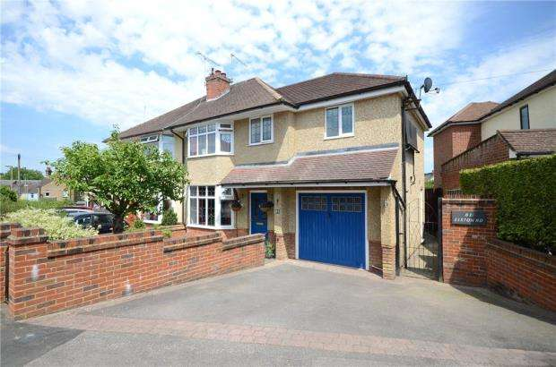 4 Bedrooms Semi Detached House for sale in Elston Road, Aldershot, Hampshire