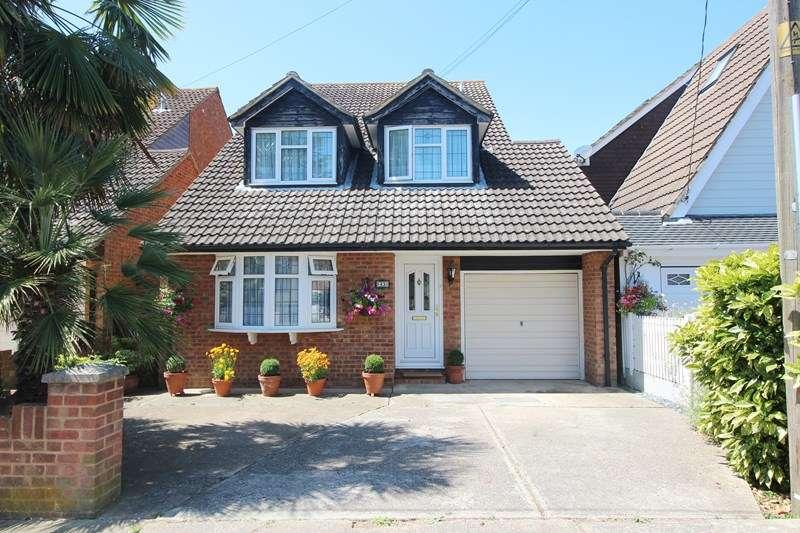 Detached House for sale in Spencer Road, Benfleet