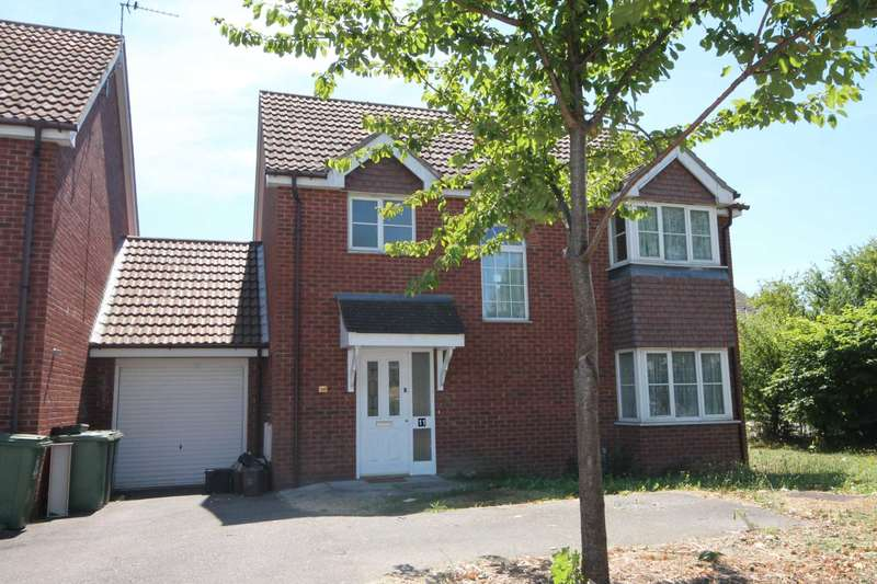 3 Bedrooms Link Detached House for sale in Wheelock Close, Northumberland Heath