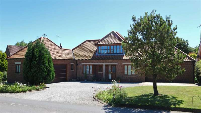 4 Bedrooms Detached House for sale in East Lambwath Road, Withernwick, East Yorkshire