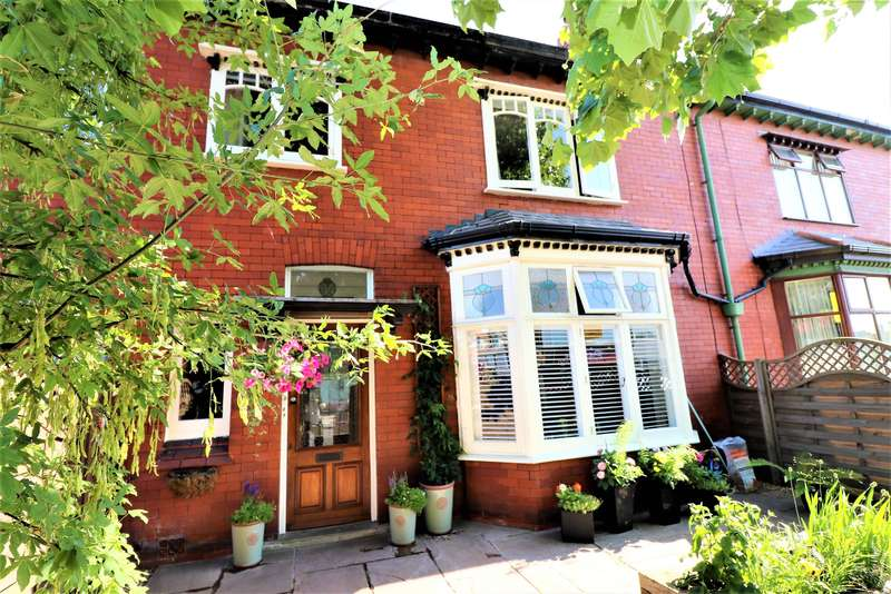 4 Bedrooms House for sale in Wallasey Road, CH44 2AB