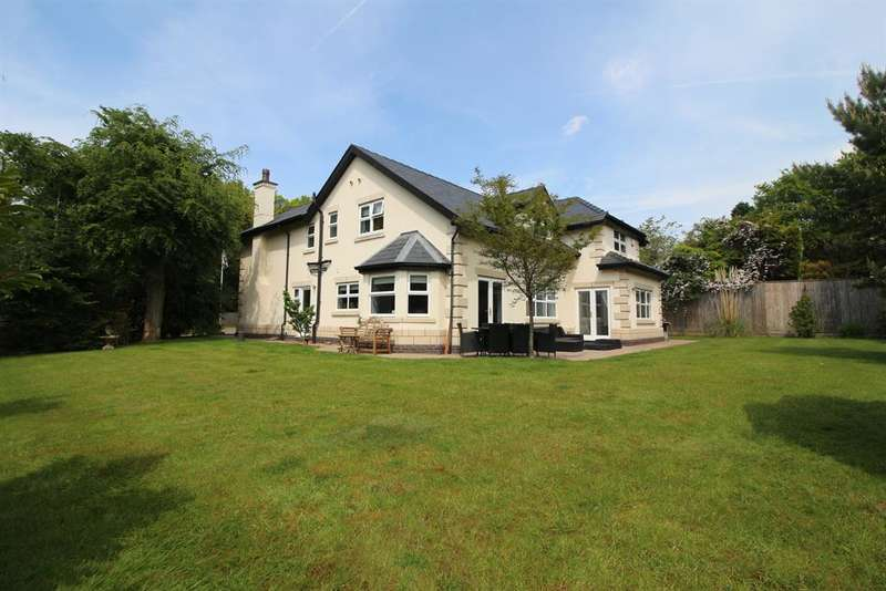 5 Bedrooms Detached House for sale in Well Lane, Heswall, Wirral, CH60 8NQ