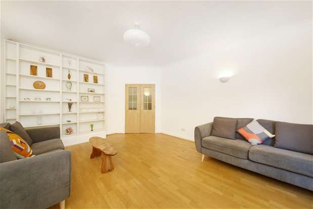 2 Bedrooms Flat for sale in Langthorne Lodge, Tulse Hill
