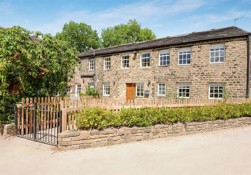 5 Bedrooms Semi Detached House for sale in Watermill, Holroyd Mill Lane, Micklethwaite