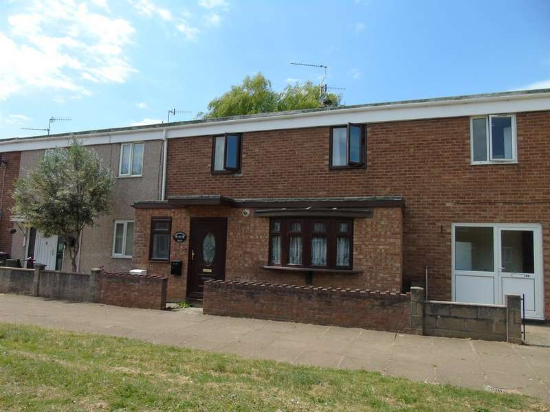2 Bedrooms Terraced House for sale in Pontnewydd Walk, Cwmbran