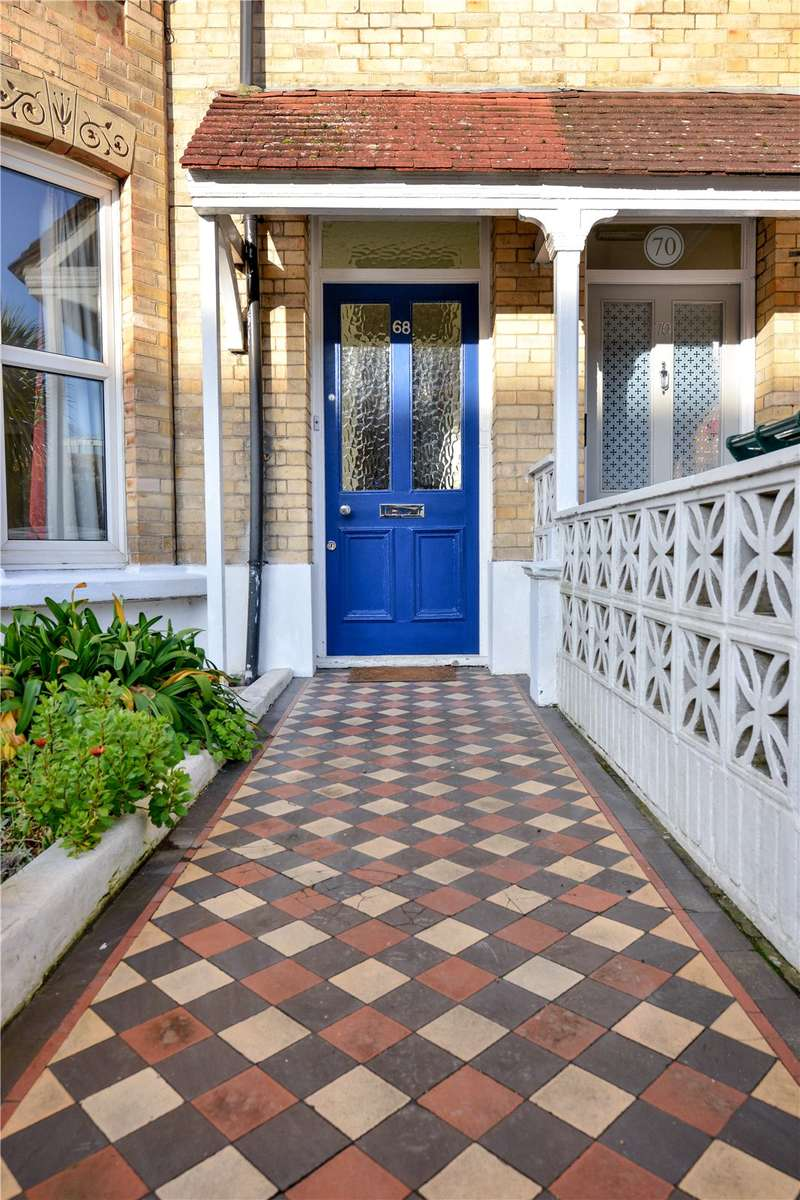5 Bedrooms Terraced House for sale in Fonthill Road, Hove, East Sussex, BN3