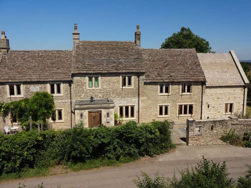 5 Bedrooms Detached House for sale in Little Ashley, Bradford-on-Avon, BA15