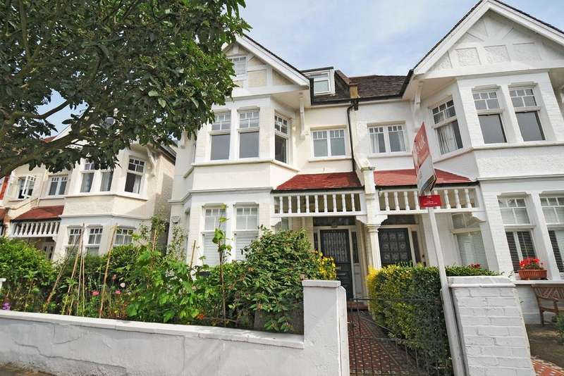 3 Bedrooms Flat for sale in Clarendon Drive, Putney