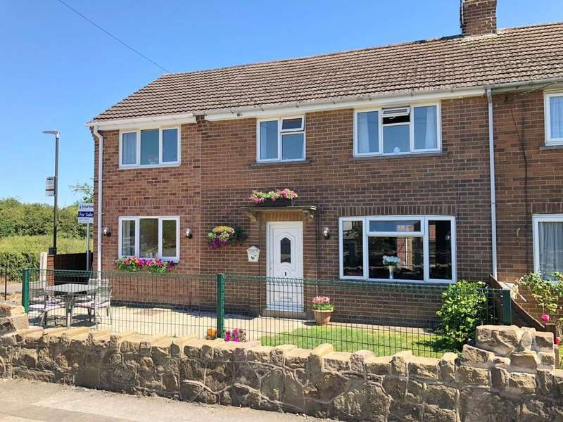 4 Bedrooms Semi Detached House for sale in Belle Vue Avenue, Marehay, Ripley