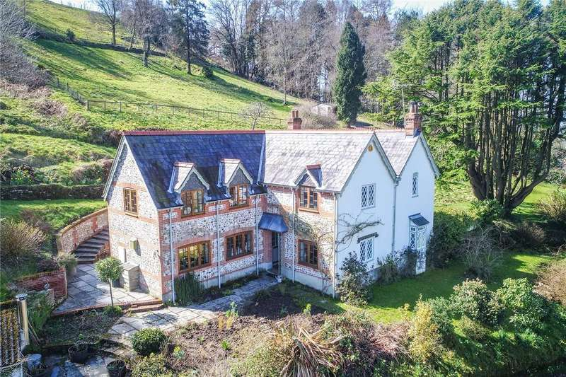 4 Bedrooms Detached House for sale in Pitmans Lane, Morcombelake, Bridport, Dorset