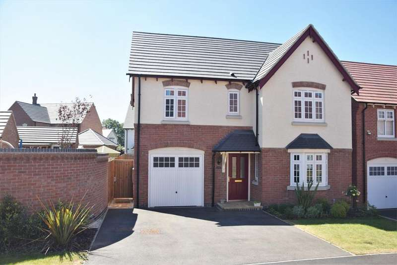 4 Bedrooms Detached House for sale in Woodstone Lane, Ravenstone, LE67