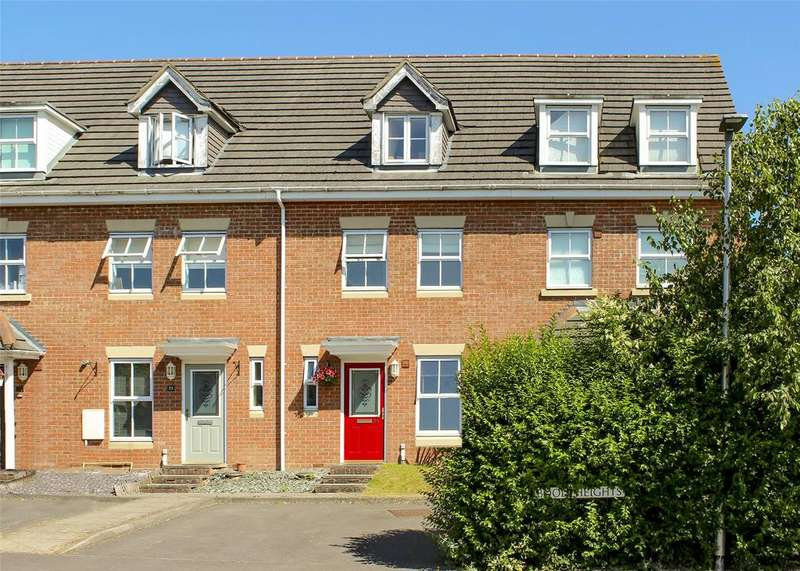 3 Bedrooms End Of Terrace House for sale in Boole Heights, Bracknell, Berkshire, RG12
