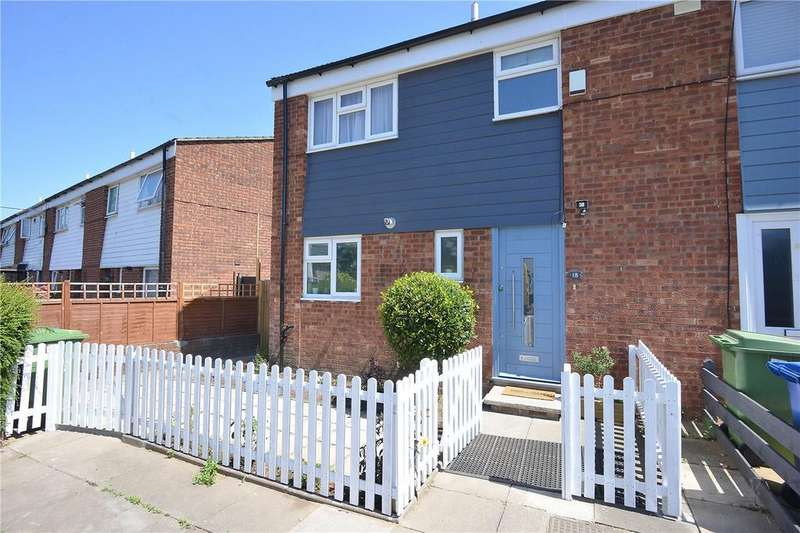3 Bedrooms End Of Terrace House for sale in Kirkwood Road, Nunhead, London, SE15