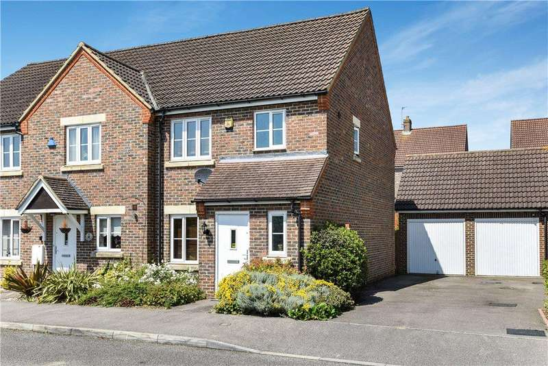 3 Bedrooms End Of Terrace House for sale in 7 Peacock Road, Bromham, Bedford