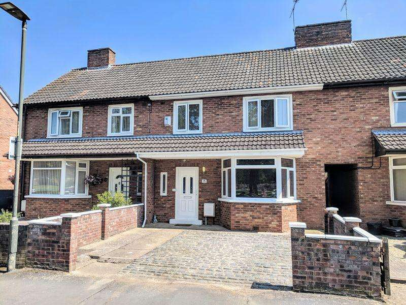 3 Bedrooms Terraced House for sale in Blackmarston Road, Hereford
