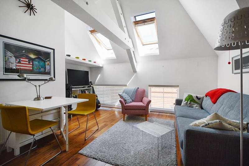 1 Bedroom Apartment Flat for sale in Bagleys Lane, London, SW6