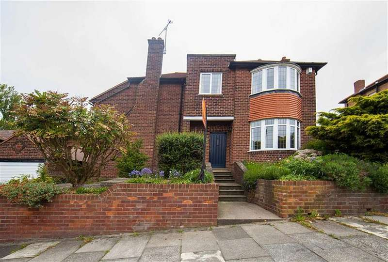 3 Bedrooms Detached House for sale in Irwin Avenue, Wallsend, Tyne And Wear, NE28