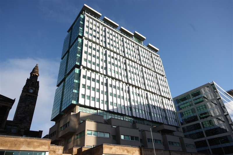 2 Bedrooms Flat for sale in Bothwell Street., The Pinnacle, Glasgow