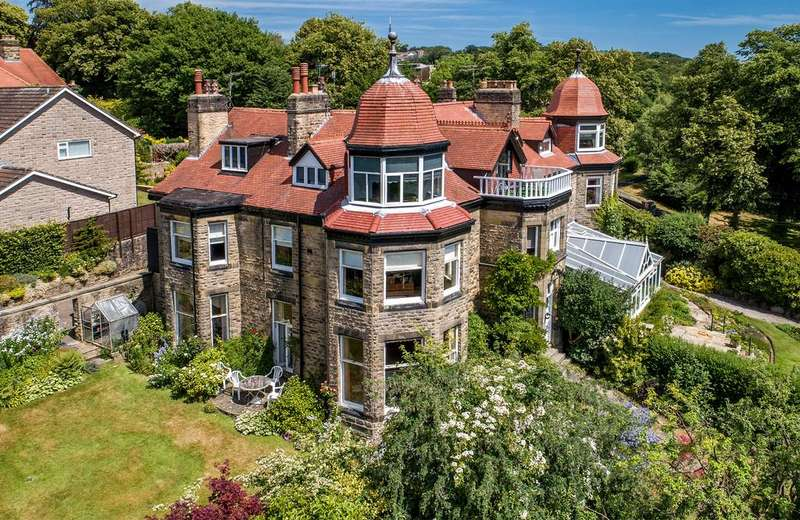 4 Bedrooms Apartment Flat for sale in Tapton Park Road, Ranmoor