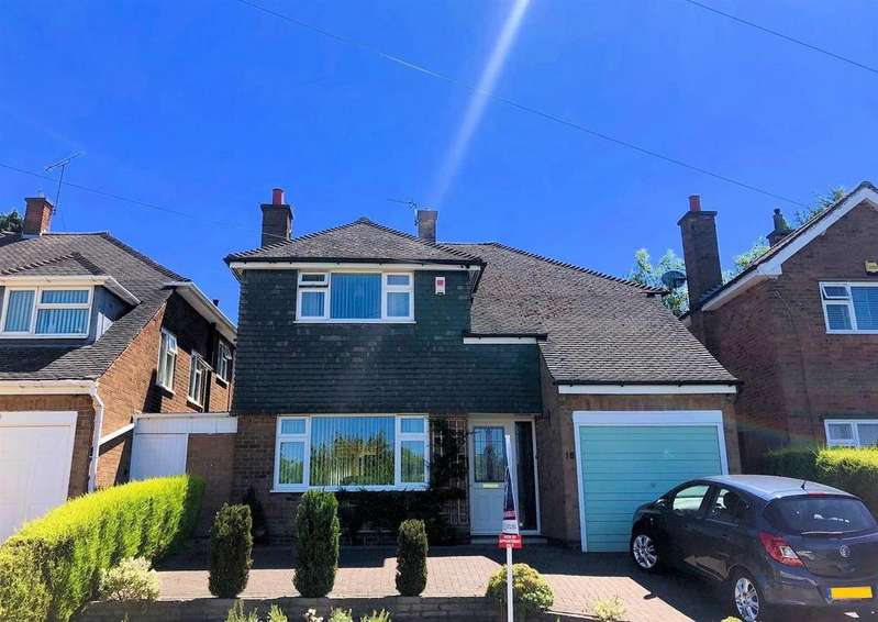 4 Bedrooms Detached House for sale in Asquith Boulevard, West Knighton