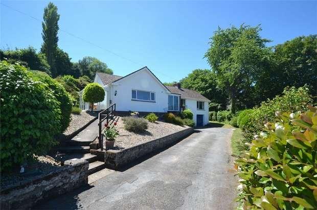 4 Bedrooms Detached Bungalow for sale in Combe Martin, Devon