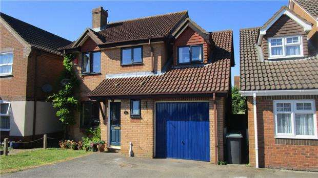 4 Bedrooms Detached House for sale in Bedford Road, Cranfield